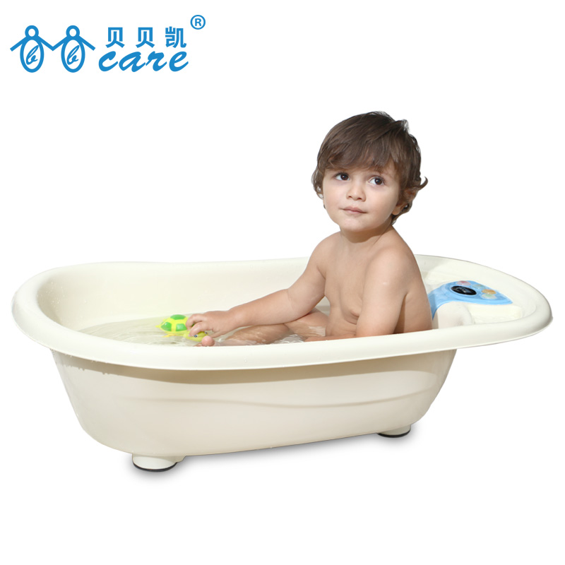 Buy Large yards thick oversized children's bath tub baby bath ...