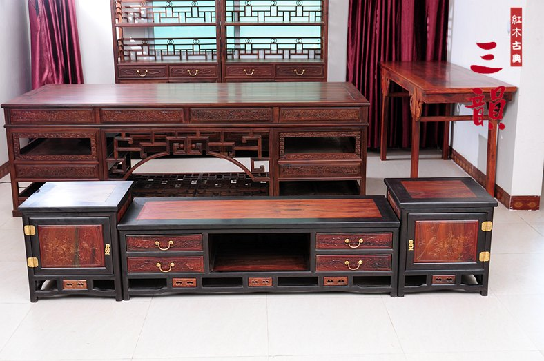 Buy Mahogany Furniture/rosewood Furniture/antique Furniture Chinese Mahogany  Tv Cabinet/red Rimmed Wood Tv Cabinet Tv Cabinet In Cheap Price On  M.alibaba. ...