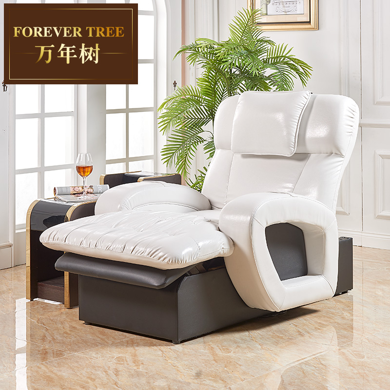 Manual Electric Foot Sofa Bed Chairs Lounge Chair Beauty Mage Sauna Nail