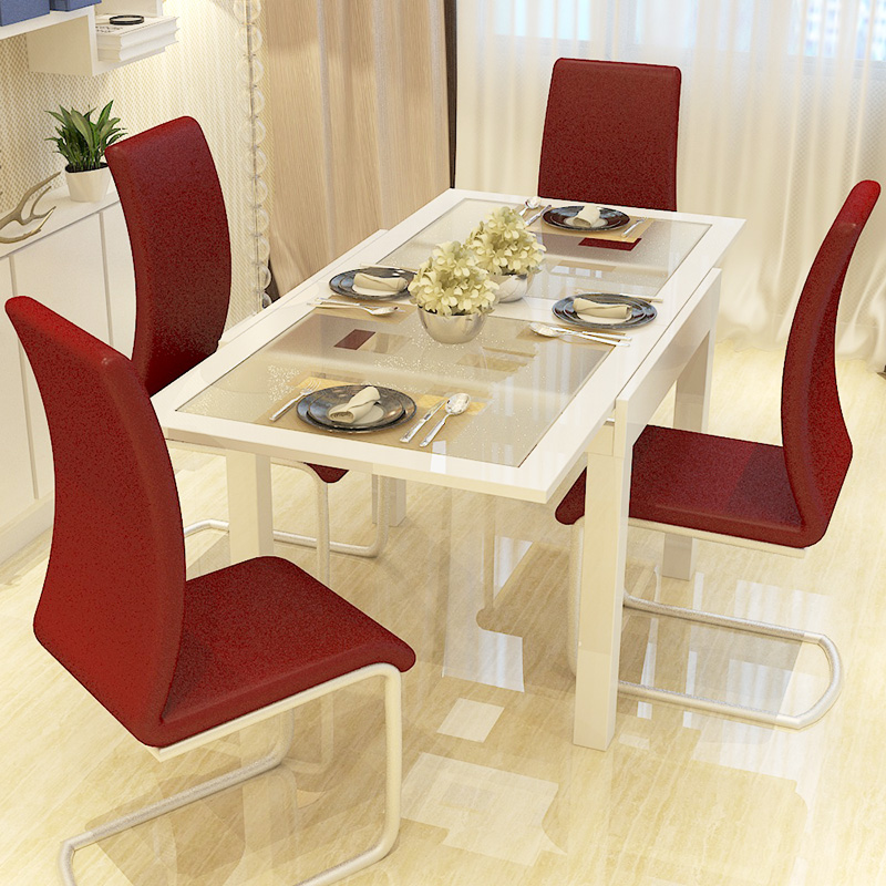 Modern Minimalist Dining Table