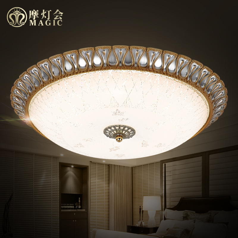Buy Moroccan Lantern European Zinc Alloy Led Ceiling Lights Round The Living  Room Lights Restaurant Lights Bedroom Ceiling Lights Restaurant Lamps In  Cheap ...
