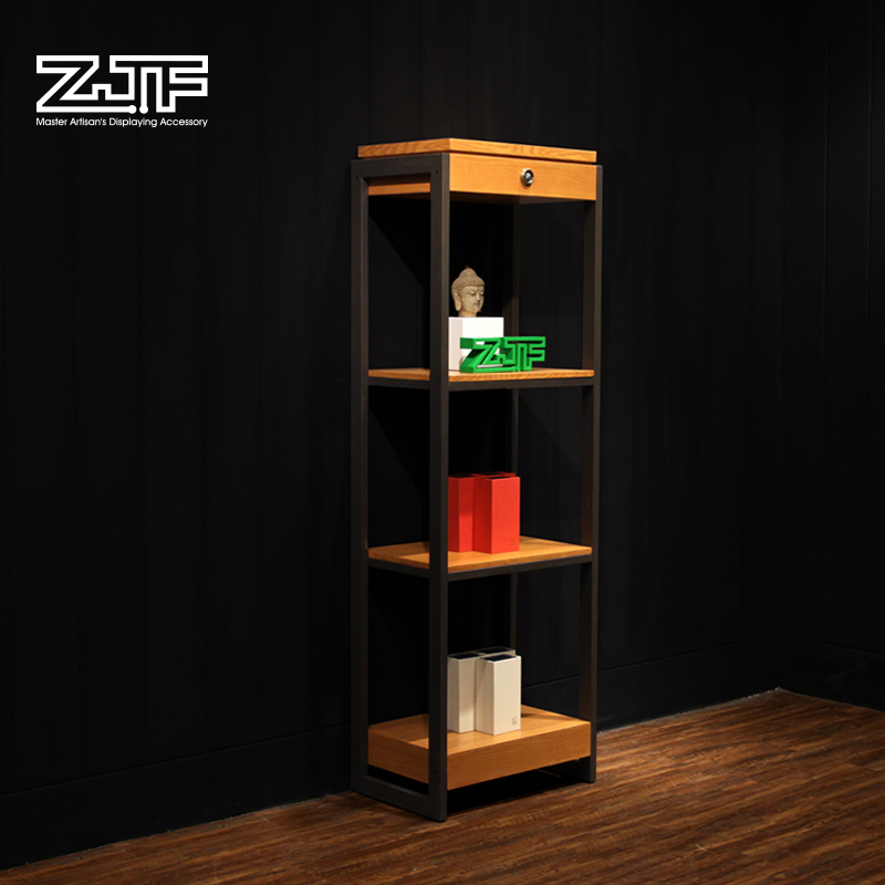 Buy Public Carpenter Square Zjf Tea Shops Chinese Boutique Upscale Shoe  Store Display Shelf Display Rack Display Cabinet Wall Cabinet Goods D4 In  Cheap ...