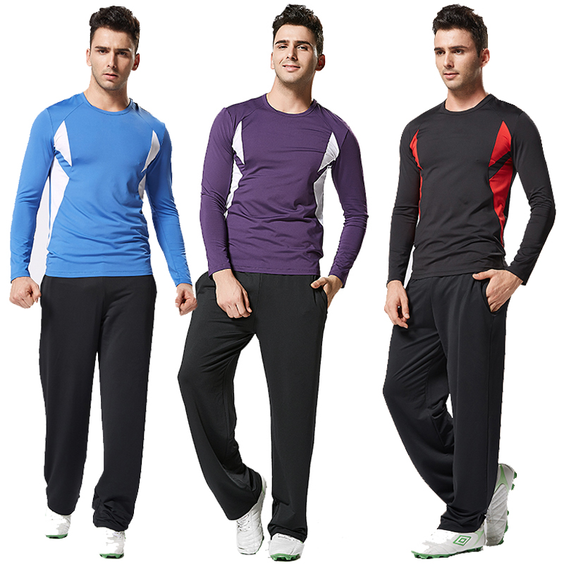 4c919c00636b Buy Road iraqi vatican workout clothes new spring and summer men  39 s fitness  gym yoga yoga aerobics workout clothes suit long sleeve sportswear in Cheap  ...