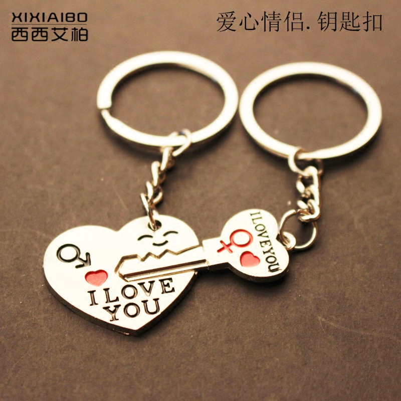 Buy Romantic Personalized Gift Ideas Can Be Put Photos Photo Frame Keychain Small Pendant Couple Birthday To Send Friends In Cheap Price On