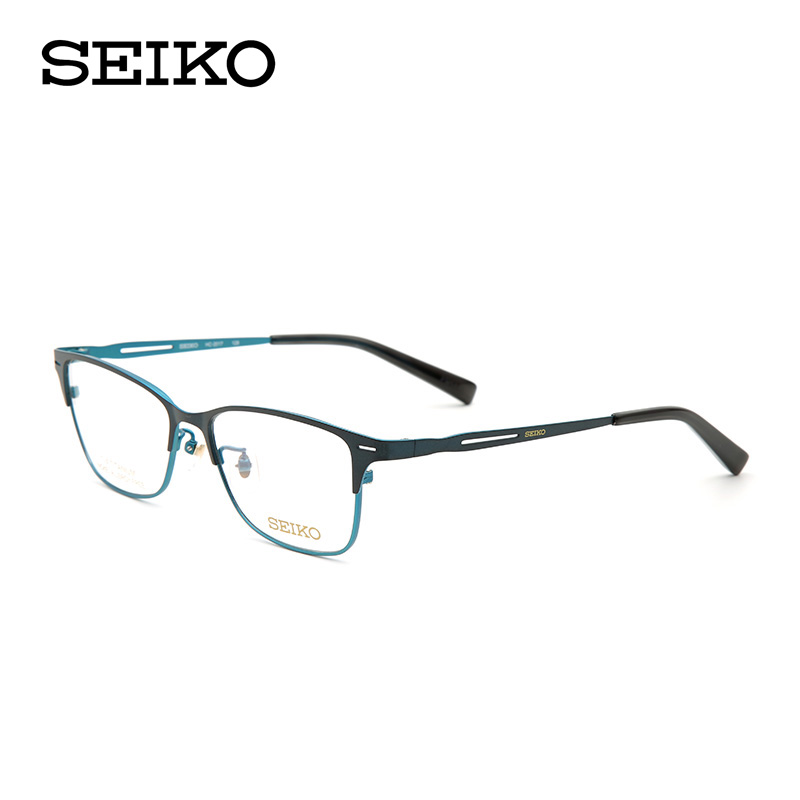 d4ea541699d Seiko seiko titanium eyeglass frame business myopia glasses full frame  glasses frame with myopic eyes HC-2017