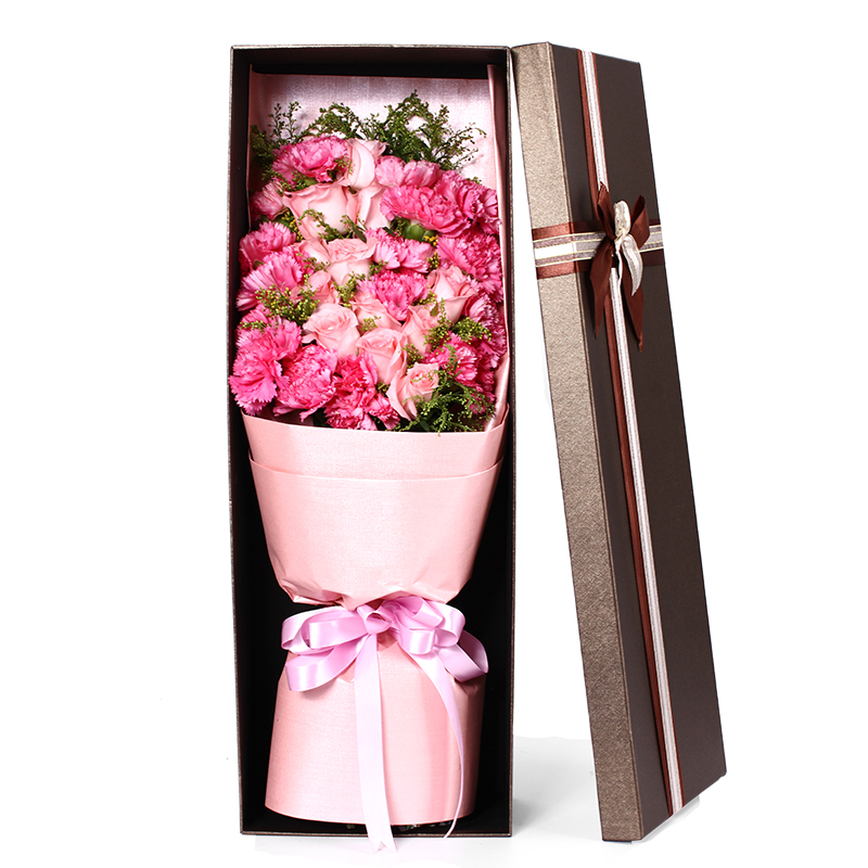 Siping City Flower Delivery To Send His Girlfriend Confession Birthday Gift Bouquet Of Red Roses Nationwide Florist Home