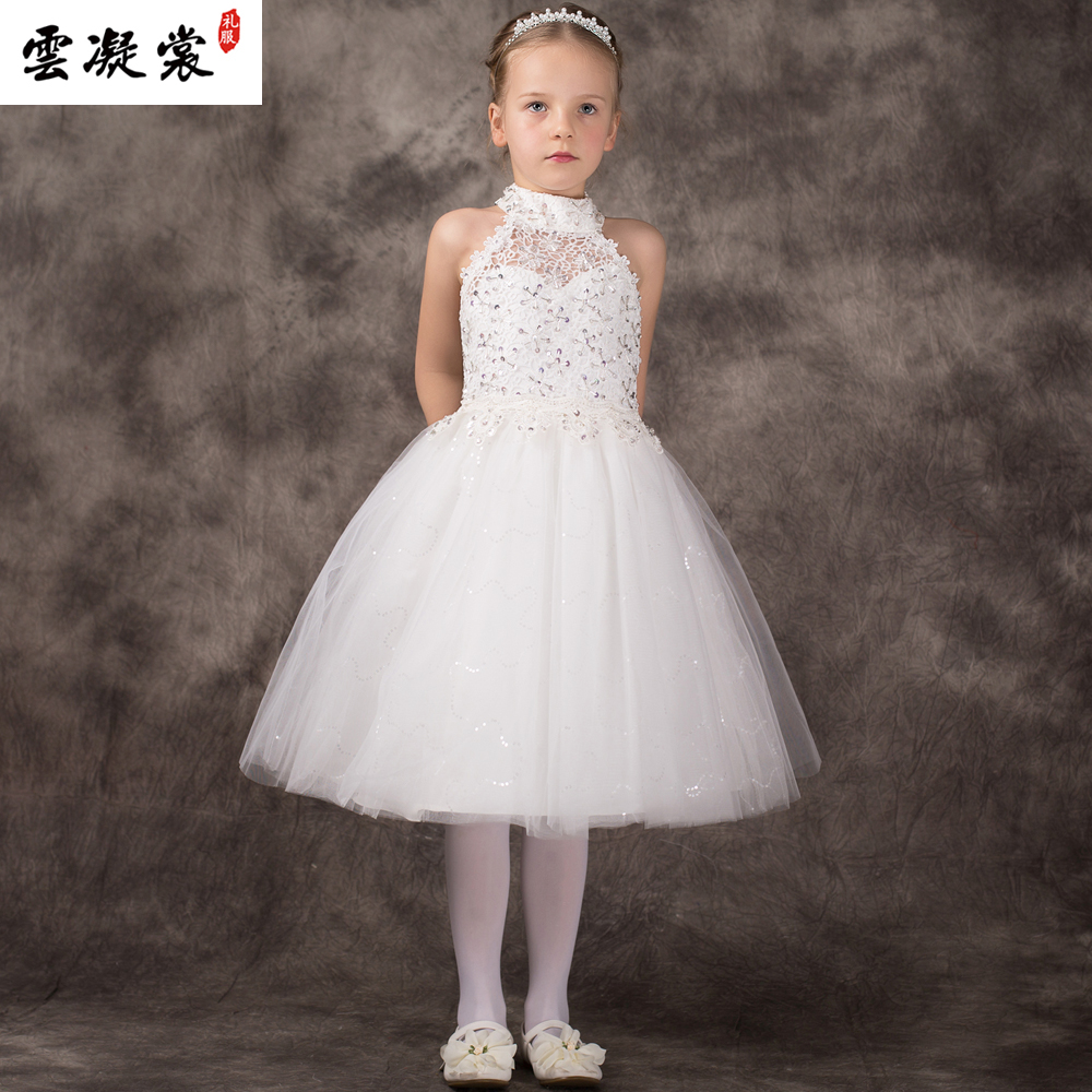 Buy spring flower girl dress girls dress princess dress children buy spring flower girl dress girls dress princess dress children dress flower girls tutu dress white korean version of the show in cheap price on mibaba izmirmasajfo