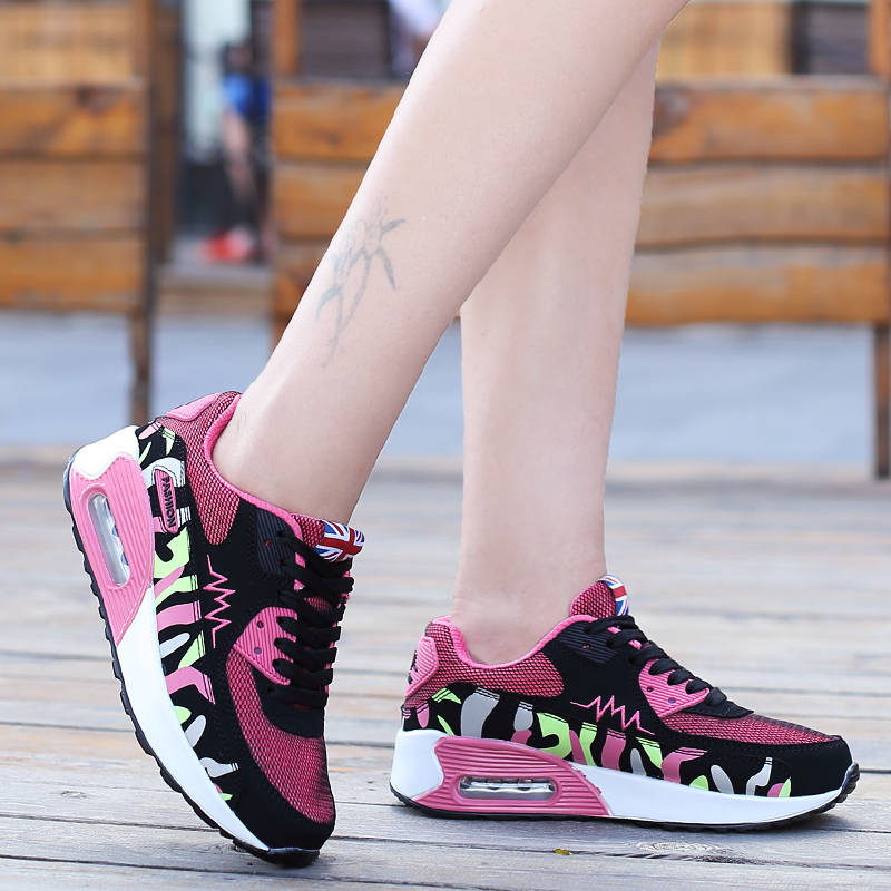 Buy Summer air cushion shoes women shoes casual sports shoes