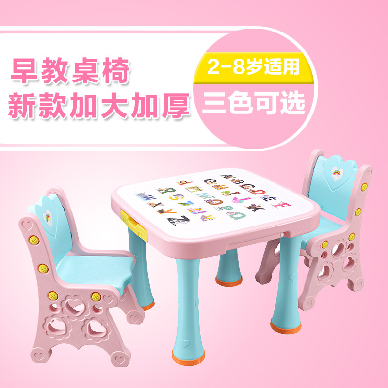 Superbe Buy Tables And Chairs For Children Removable Baby Nursery Small Desk Study  Tables And Chairs Dining Tables And Chairs Plastic Table For Dinner In  Cheap ...
