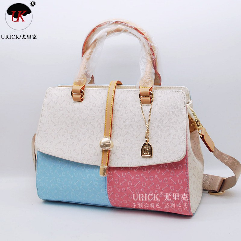 Buy Uk brand handbags atmosphere ol spell color handbag bag lady fashion  handbag bag out package in europe and america 7297 in Cheap Price on  Alibaba.com 9590d3ca2289d