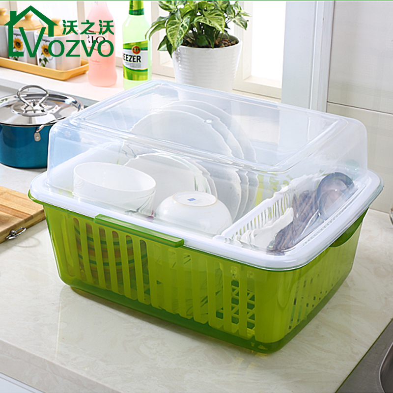 Buy Waugh of waugh large plastic bucket with a lid dishes shelving
