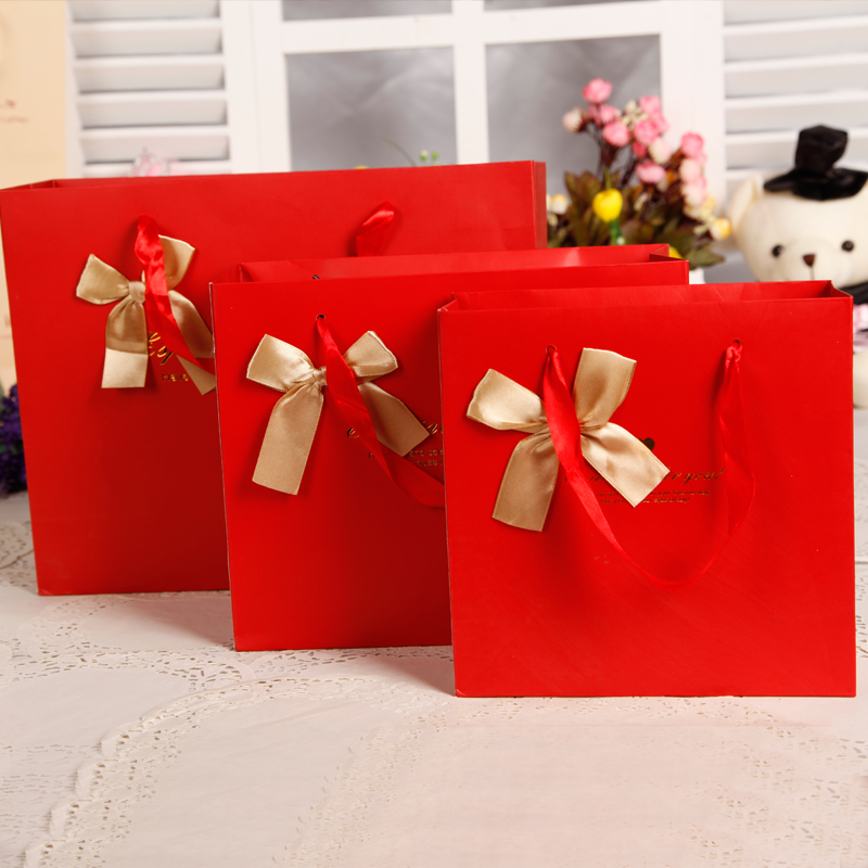 Buy Wedding Gift Bag Favor Bags Medium And Small Number Of Candy Bag