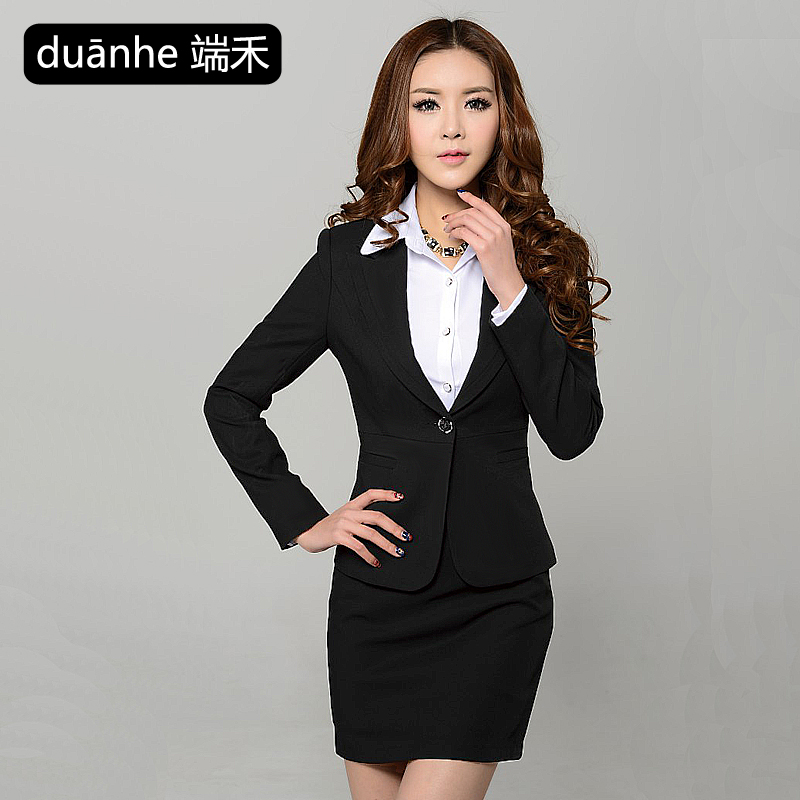 Buy Wo End Of Spring And Autumn Wear Suits Ladies Suit Ladies Wear