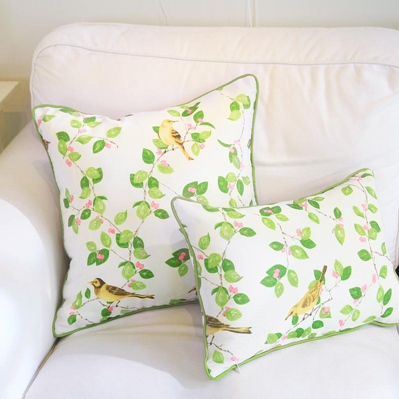 Xia Mo Korean Garden Cushion Pillow