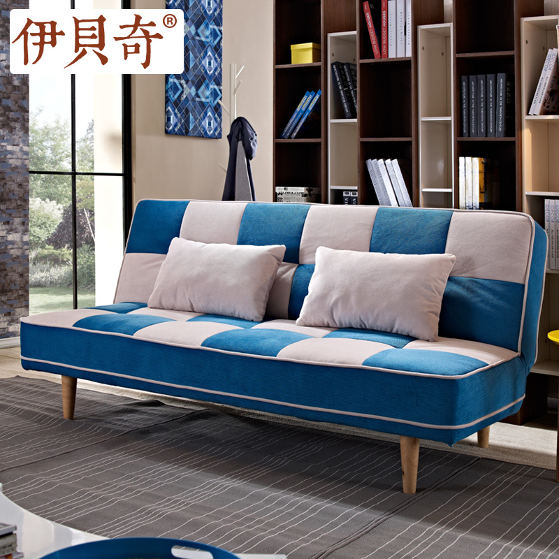Buy Yi beiqi multifunction folding sofa bed nordic wood ...