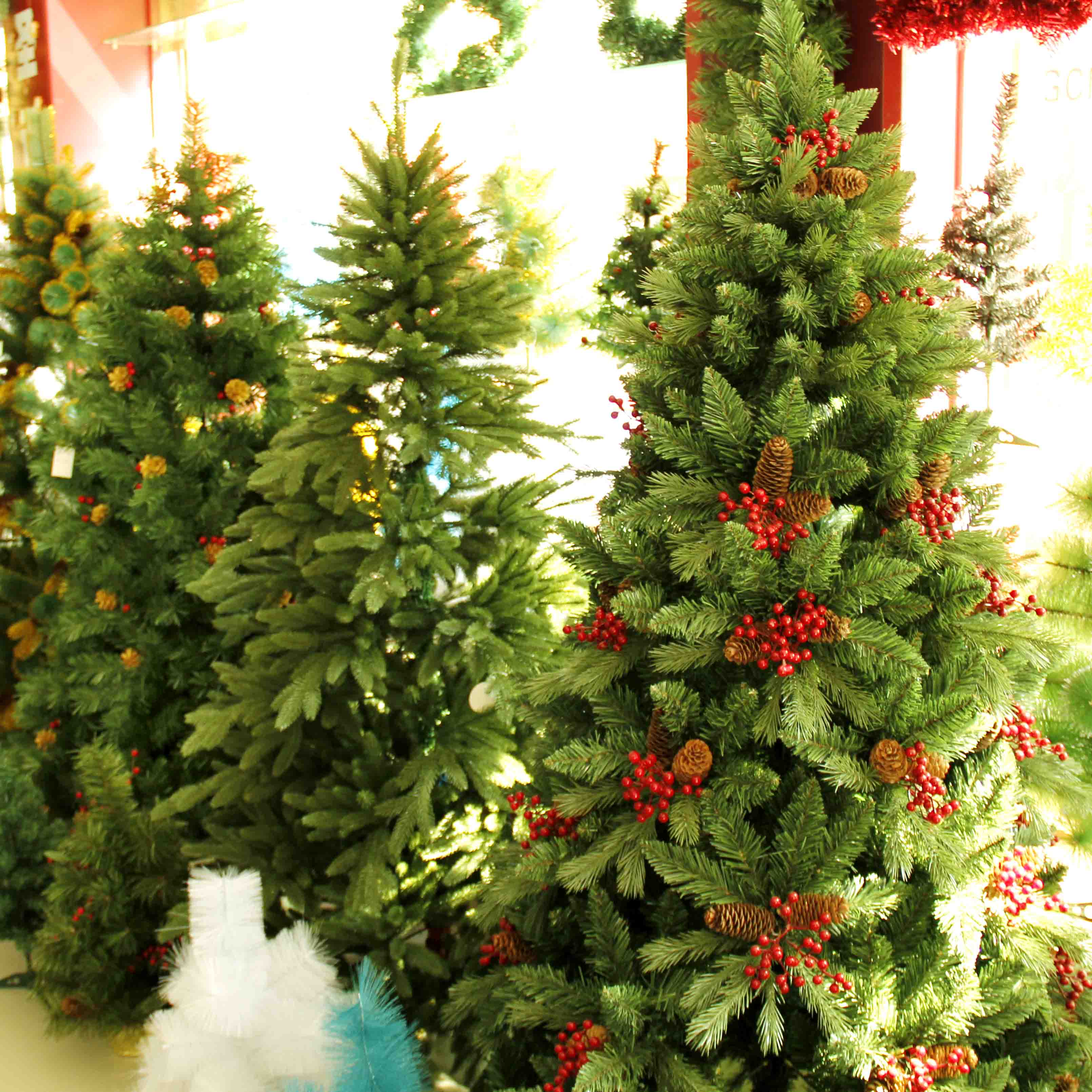 Buy indoor and outdoor christmas tree decorations christmas tree