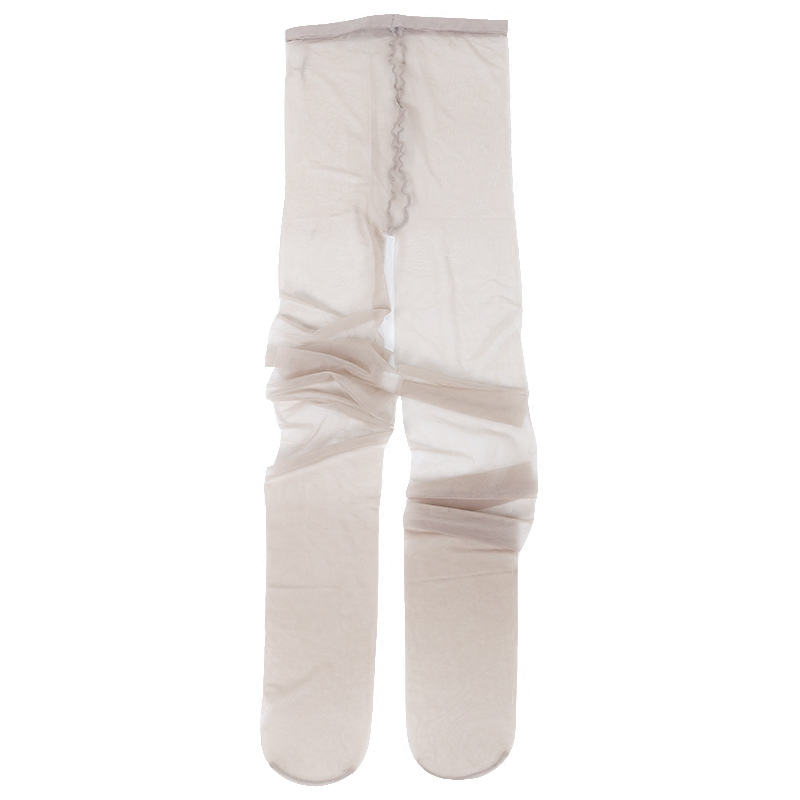 裸肤色一线档丝袜超薄隐形全透明连裤袜脚尖性感肉色0D无痕薄款女
