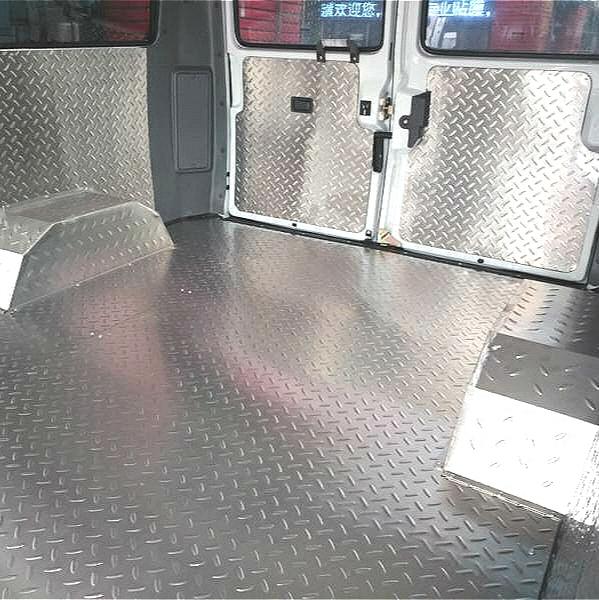 依维柯得意配件改装宝迪专用都灵V配件房车地板不锈钢内饰iveco