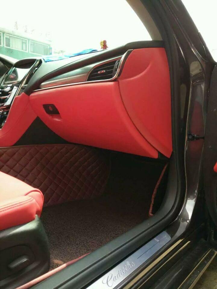 上海定做汽车座套包皮原厂真皮座椅内饰改装现场缝制豪车改装