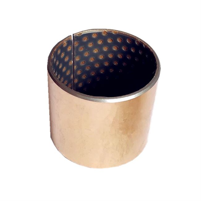 9590100100 steel liner sleeve oil-bearing composite copper sleeve bushing sleeve sf-290 **