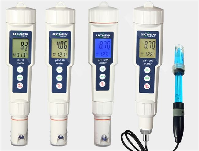 High precision portable pH meter pH meter pH test pen water quality test