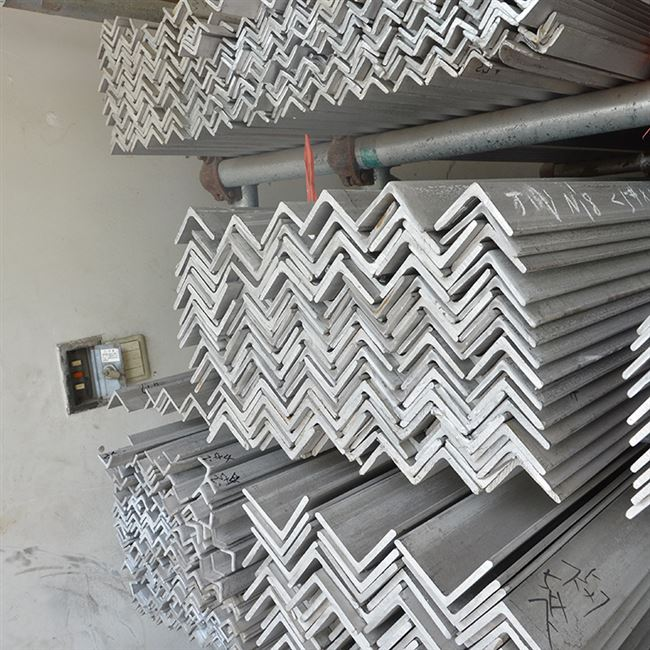 Authentic 304/201 stainless steel angle / angle iron / steel triangular / side angle / cleavable / complete specifications
