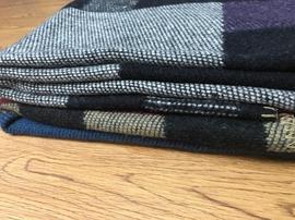 披肩围巾加厚秋冬双面斗篷超大披风宽松保暖羊绒羊毛明星同款披毯