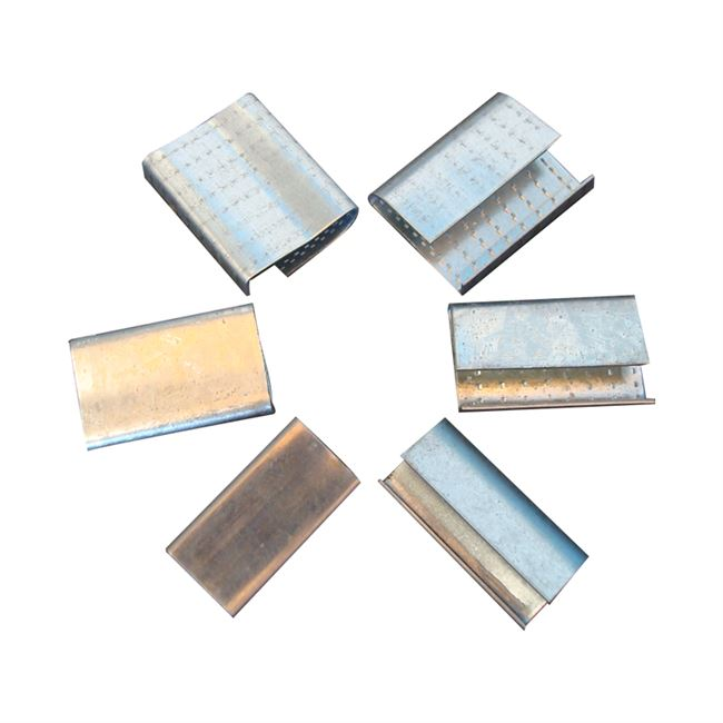 Packing galvanized steel buckle packaged pet 16081908 metal buckle slip direct manual pp Buckle Material
