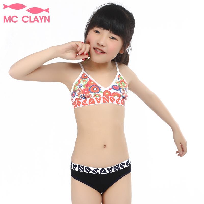 d0c8cf36c0a4 Mcclayn children cotton little girls cotton underwear big virgin girls underwear  briefs comfortable soft