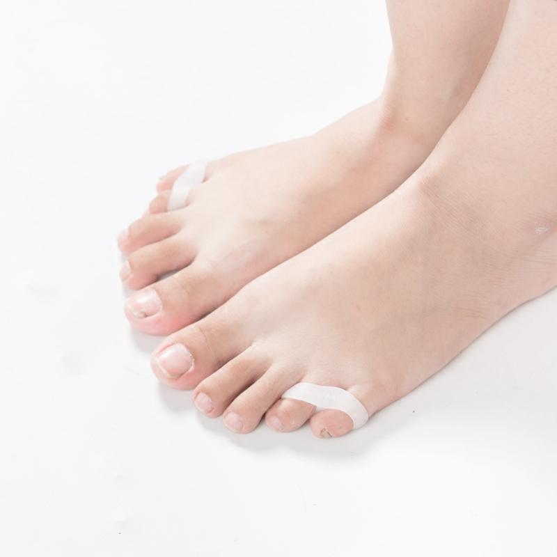 小脚趾内翻外翻矫正器分趾器分离器可穿鞋成人儿童日夜用硅胶