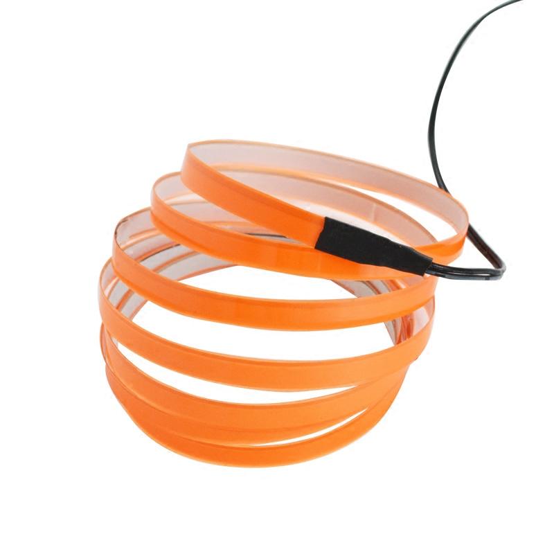 EL冷光条超薄冷光灯条LED发光条发光条灯冷光片USB汽车冷光条12V