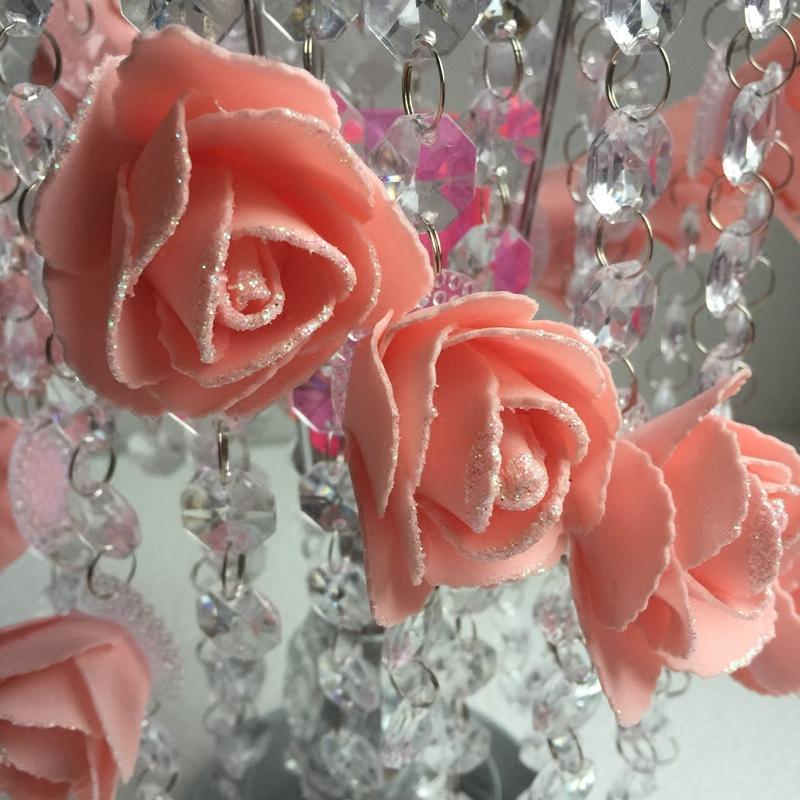 情人节七夕礼物香薰灯床头灯婚房装饰台灯送女友闺蜜结婚生日礼品