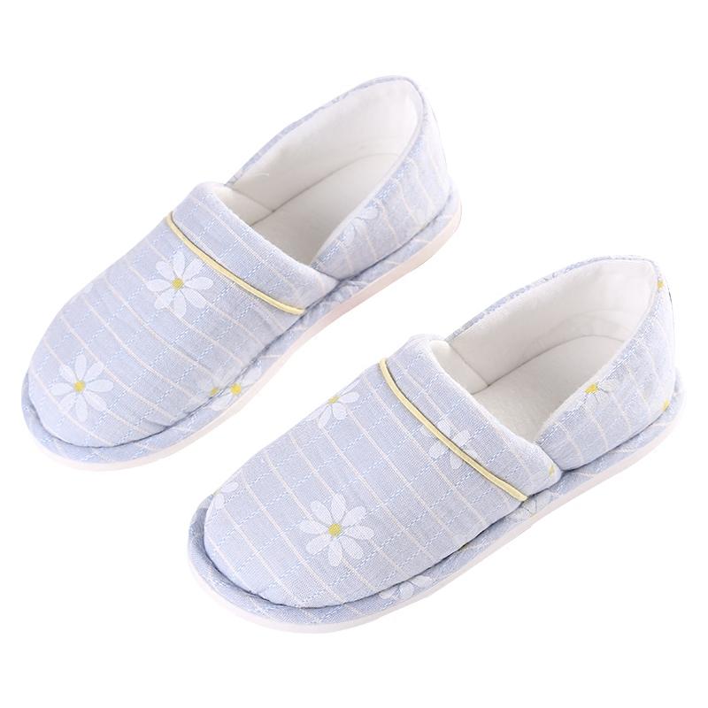 咕羊羊月子鞋秋季包跟厚底产后春秋孕妇拖鞋秋冬产妇防滑软底鞋子