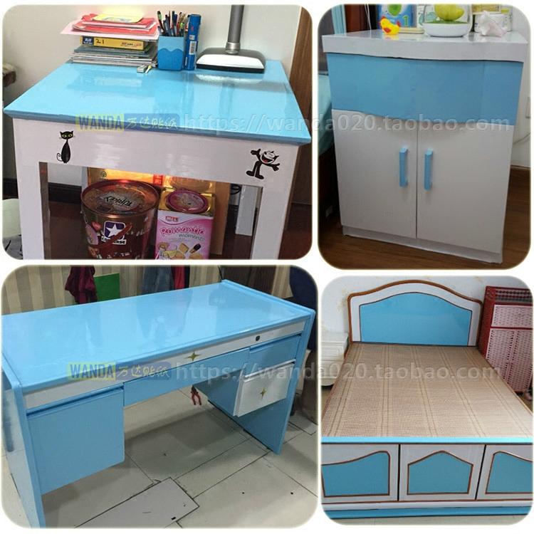 衣柜橱柜桌面贴纸防水鞋柜床头柜壁柜书柜书桌学生课桌子翻新贴