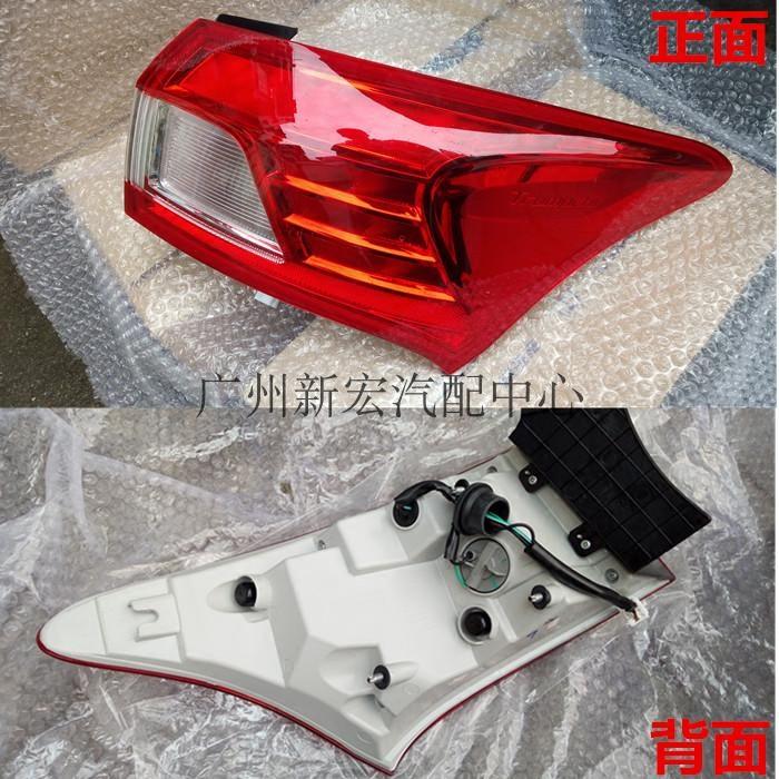 内外尾灯罩后雾灯杠灯原厂 PHEV 尾灯壳祺智 GS4 尾灯总成 GS4 广汽传祺