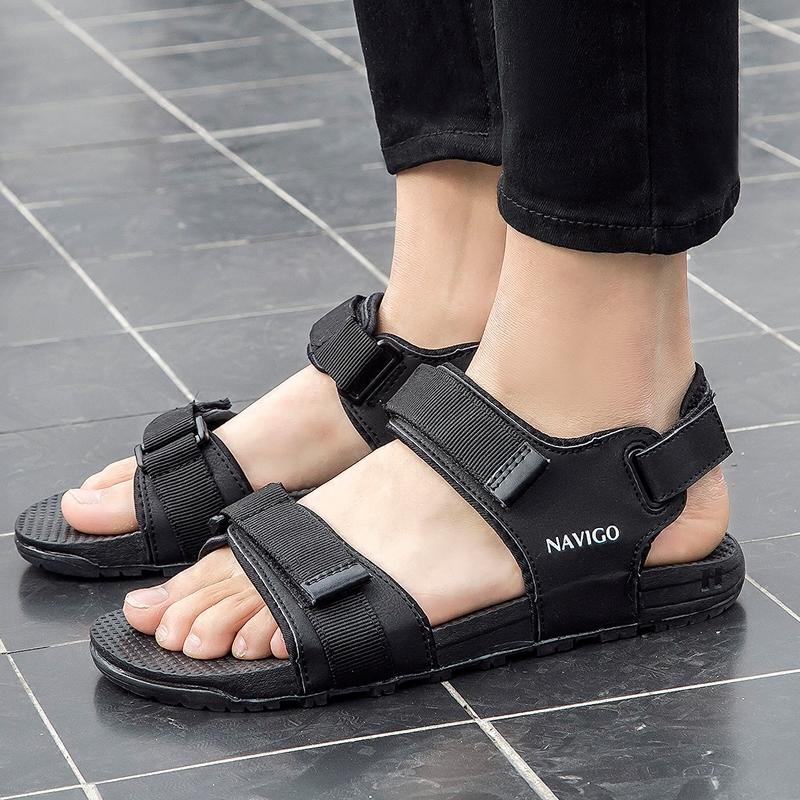 情侣凉鞋男女大码休闲原宿户外越南鞋夏季港风亲子沙滩鞋罗马学生