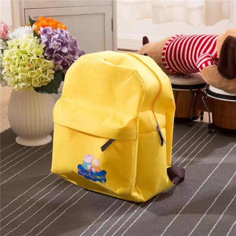 全棉幼儿园入学七件套含被芯被褥书包 纯棉印花儿童床品套件包邮