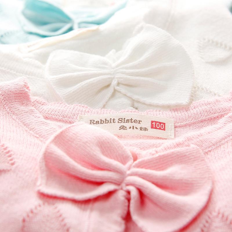 女童小披肩夏季薄款儿童公主裙外搭宝宝开衫坎肩防晒衣外套配裙子