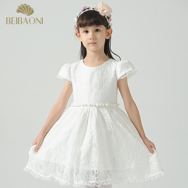 Buy Eleven children dress princess dress girls dresses flower girl ...