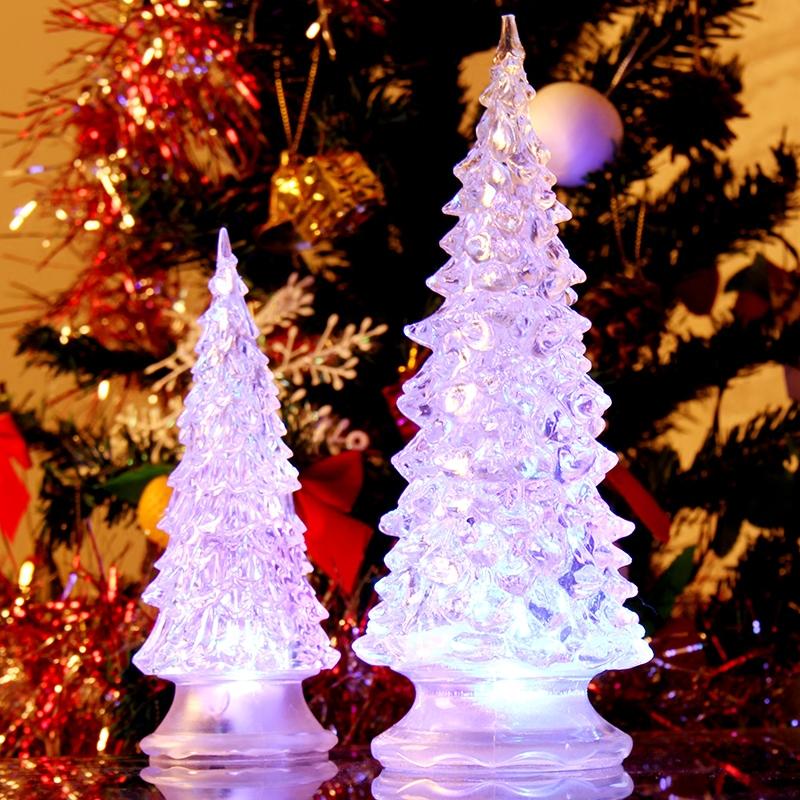 Tabletop Christmas Tree Ornaments