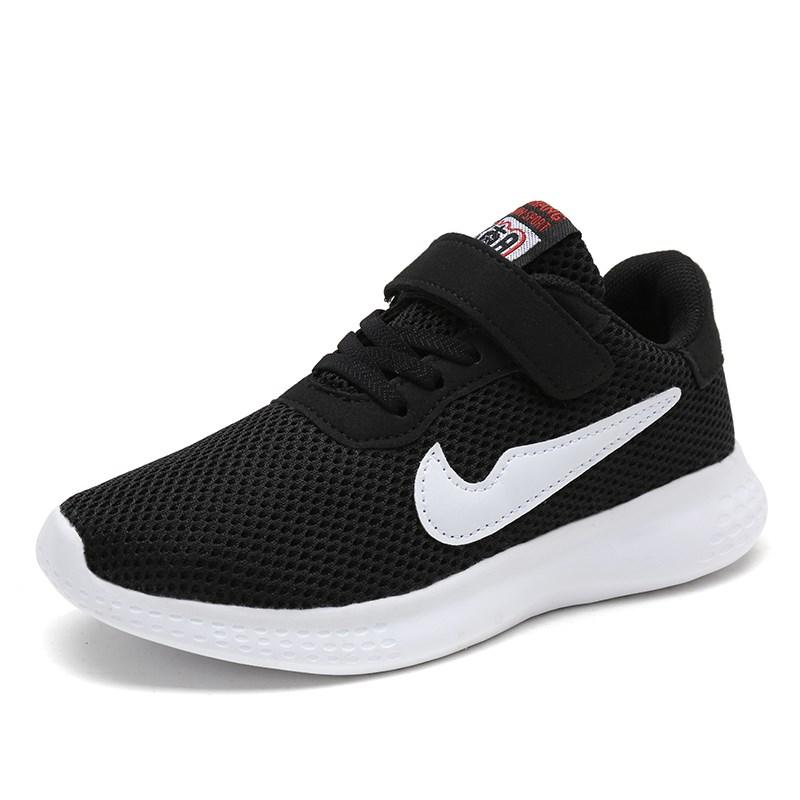 男童鞋子新款夏季儿童网鞋透气网面男孩鞋学生鞋男大童运动鞋