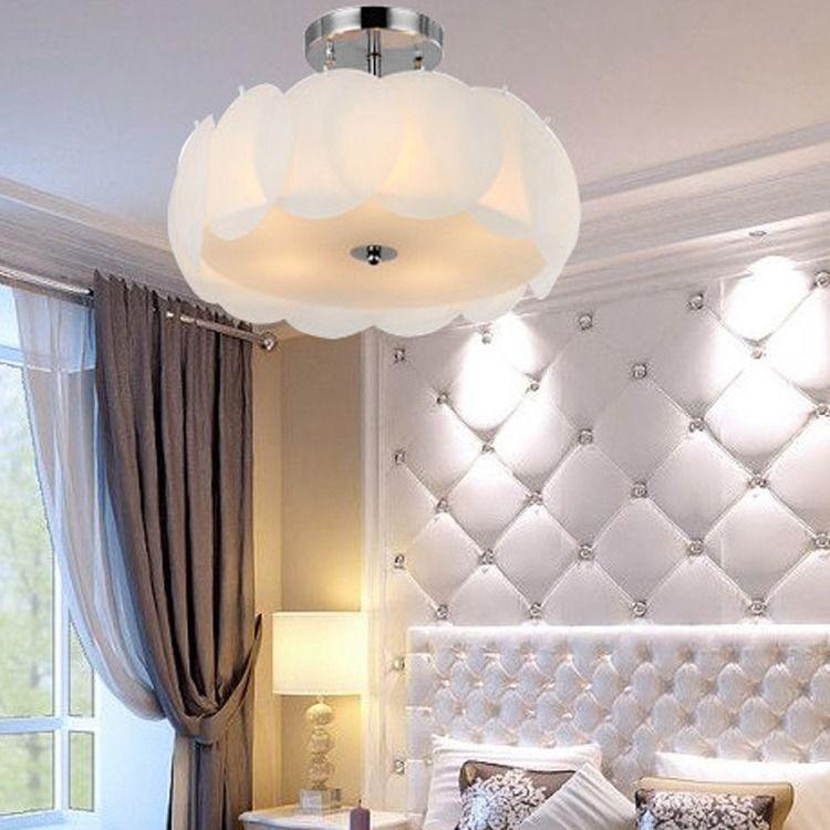 卧室灯具书房餐厅灯饭厅灯 led 温馨浪漫 客厅吊灯大气