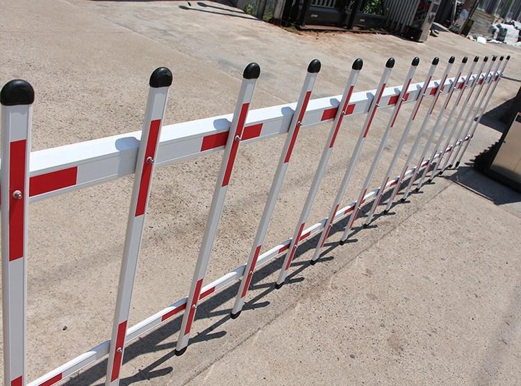 工厂关卡门 停车场道匝机 升降门电动挡车杆 小区门口栏杆�?仄�