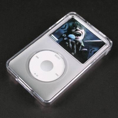 [淘寶網] 蘋果ipod classic保護套80G 120G 3代160G水晶透明外殼保護殼免郵