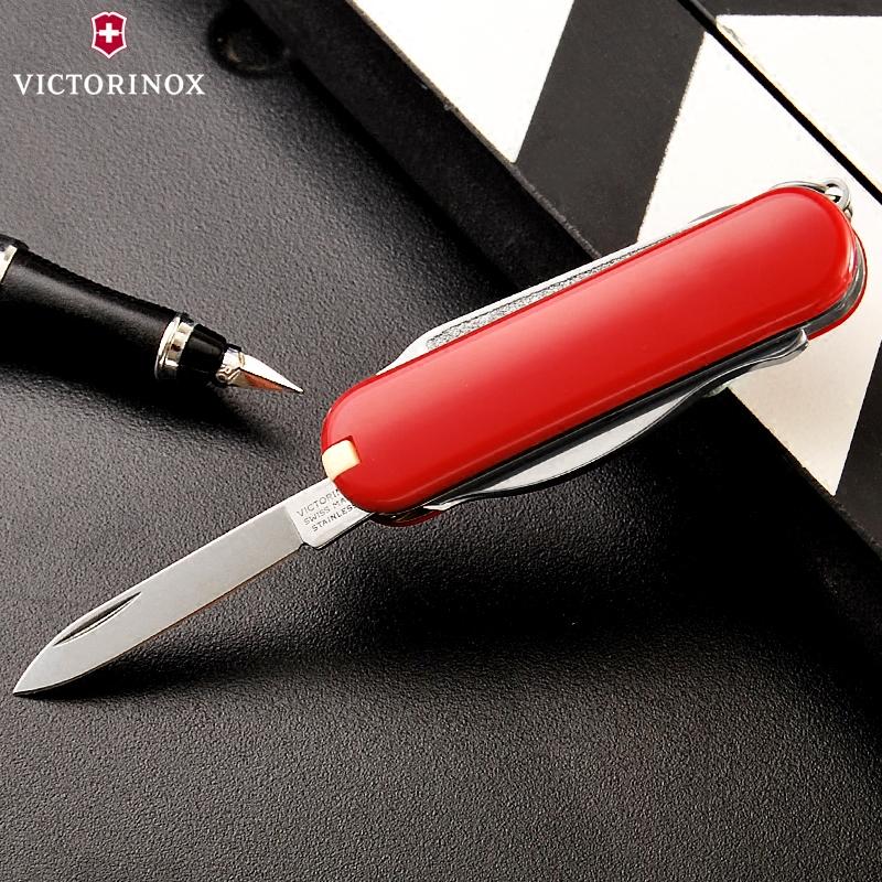 原装正品维氏瑞士军刀58MM逍遥派(红)0.6363多功能折叠瑞士刀刀具
