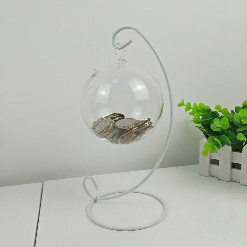 玻璃存钱罐储蓄罐储钱罐创意儿童节日活动礼品开业摆件包邮