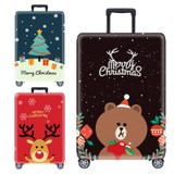 Luggage cover protector 28 inch trolley case cover 20 inch 26 inch suitcase cover protector cover elastic and wear-resistant