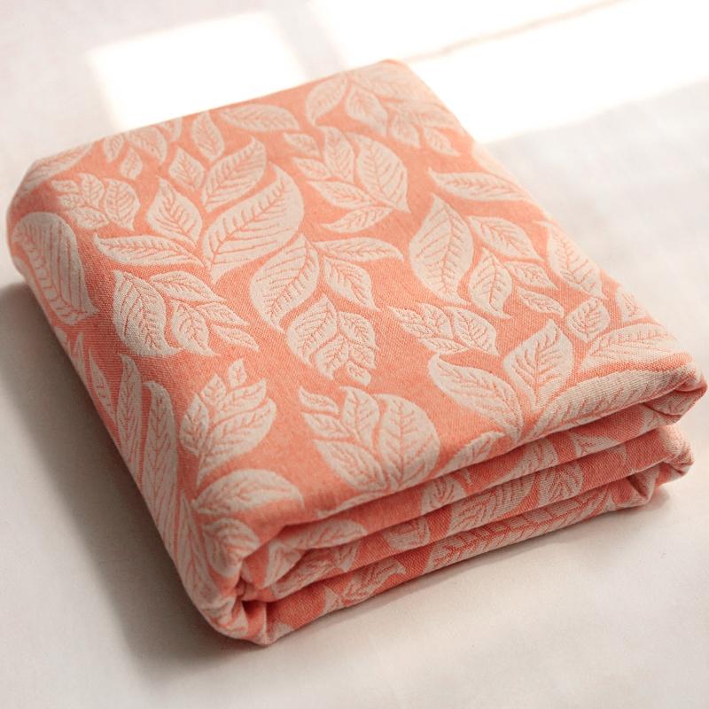 微瑕处理!夏季薄款纯棉纱布毛巾被单人/双人午休空调盖毯