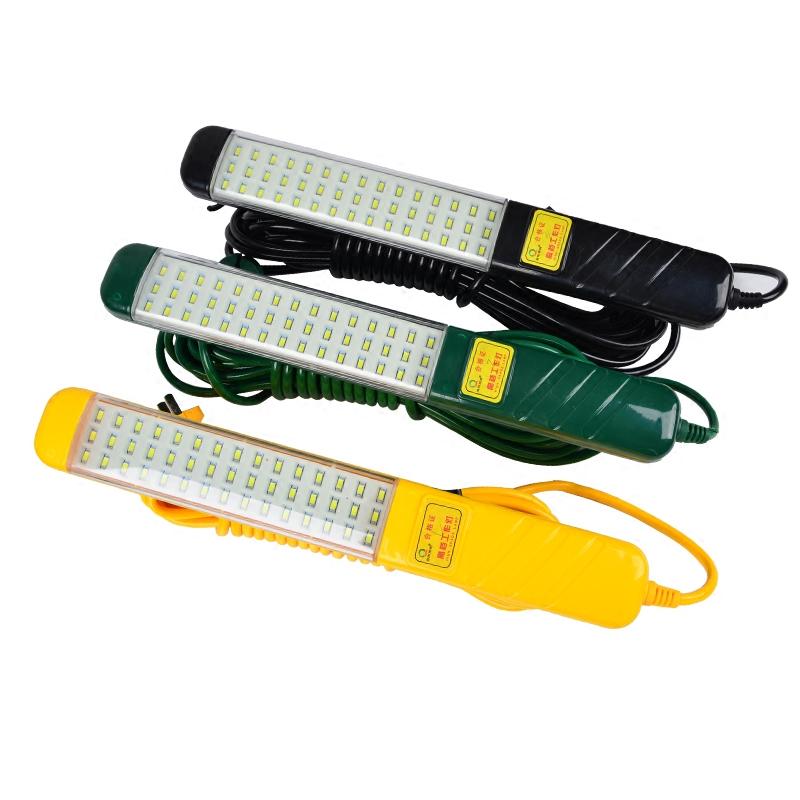 启阳加长强磁防摔防水LED检修灯汽修灯LED工作灯应急灯维修灯新品
