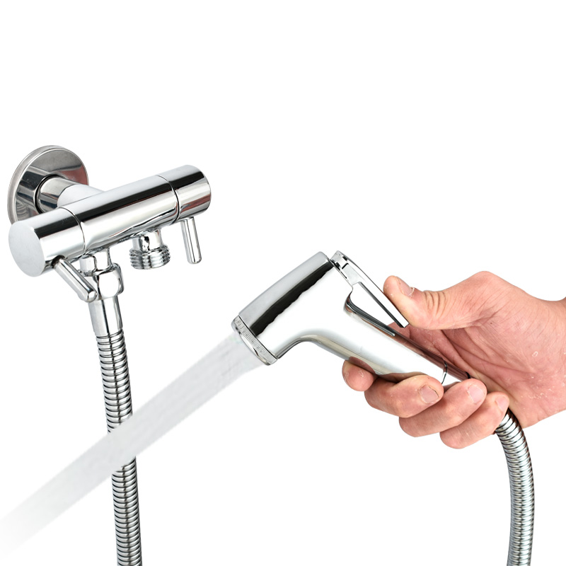 增压净身妇洗器喷头马桶喷抢冲洗马桶卫生间厕所洁身器清洗水龙头